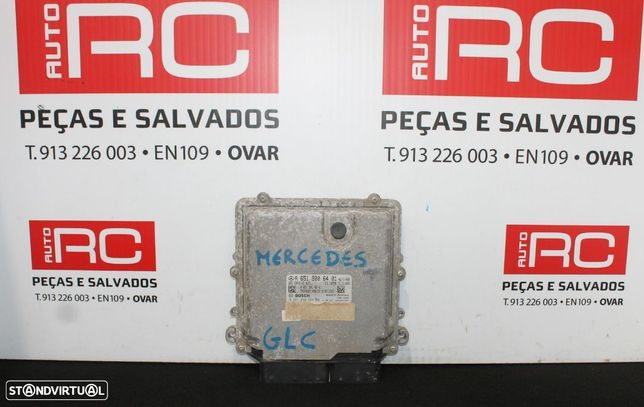 Centralina Mercedes GLC
