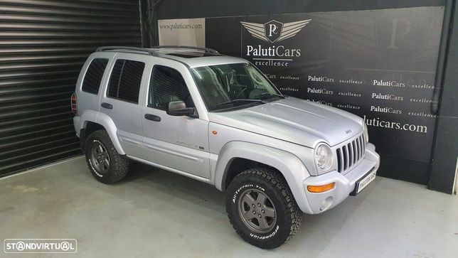 Jeep Cherokee 3.7 Limited Aut.