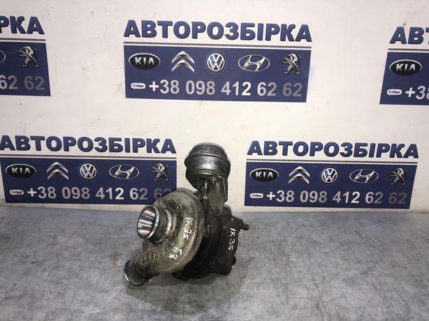 Турбина hyundai ix35 1.7crdi 28201-2a850 турбина хюндай 1.7 дизель