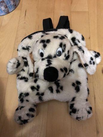 Детский рюкзак собачка