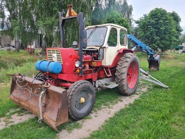 Belarus Jumz mtz koparka w pełni sprawna