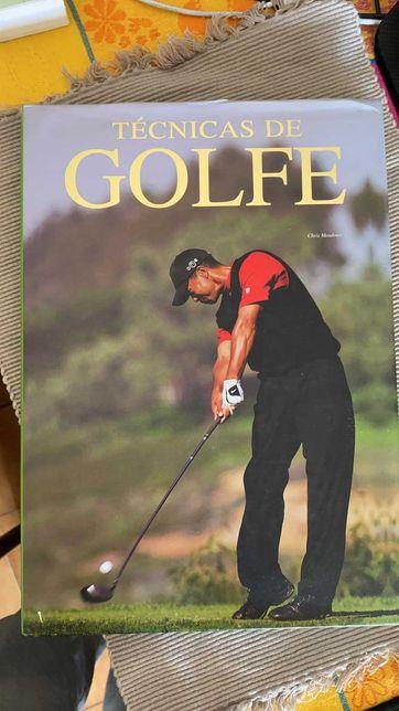 Técnicas de Golfe