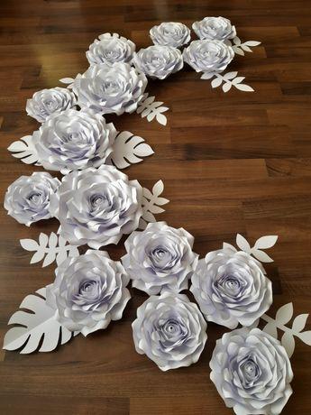 Roże 3D typ Chanel