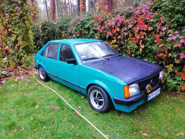 Opel kadett d 1.6 super stan odrestaurowany klasyk oldschool zamiana