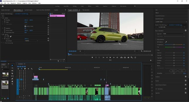 Уроки по монтажу Premiere Pro After Effects Photoshop