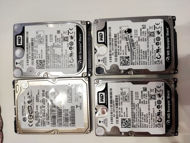 HDD 160 GB 2.5