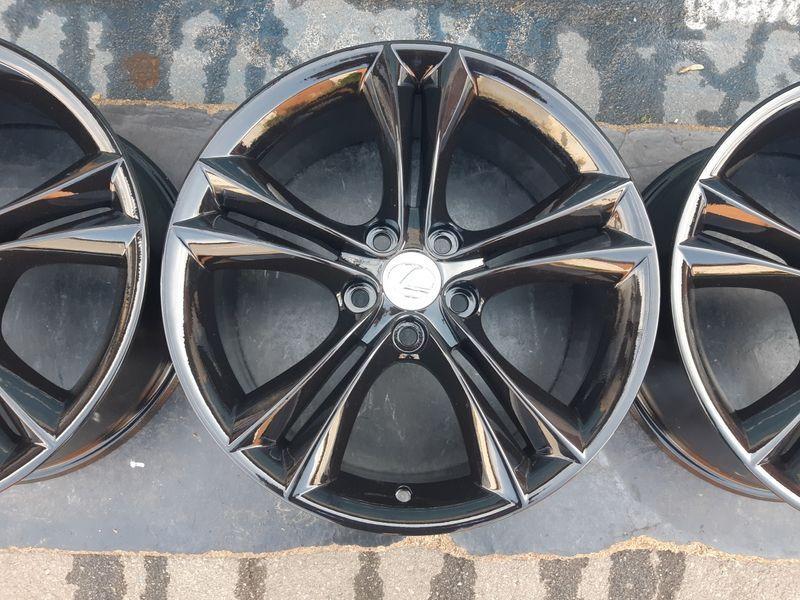 Goauto originally disks Lexus Toyota 5/114.3 r18 et35 7.5j dia60.1 в и