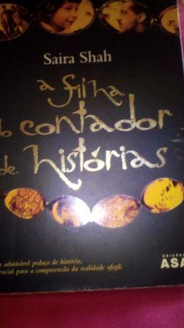 Vendo Barato livro A Filha do Contador de Histórias, Saira Shah