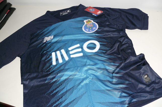 Camisola New Balance FC Porto Equipamento Alternativo- Nova