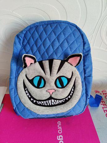 Рюкзак Чеширский кот