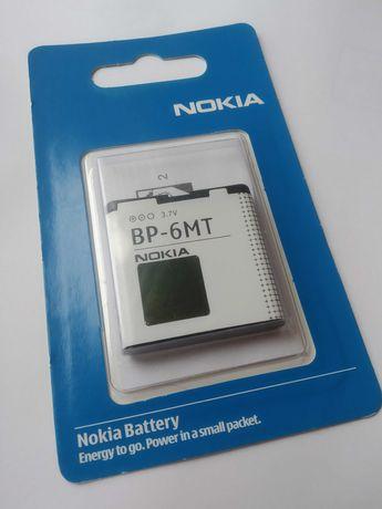Оригинальный аккумулятор Nokia BP-6MT Nokia 6720 Classic/E51/ N81/ N82