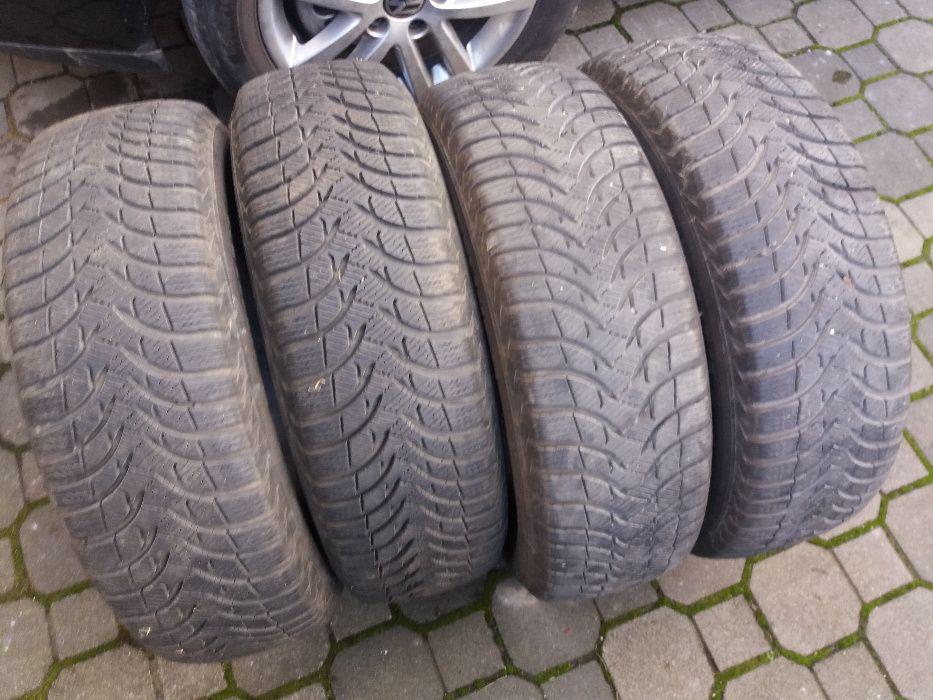 Opony zimowe Michelin Alpin 175/65 R 15 Busko-Zdrój - image 1