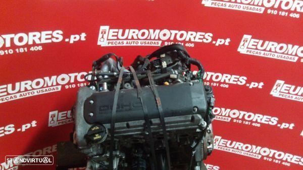 Motor Completo Subaru Justy 1.3 16v [ M13A ]