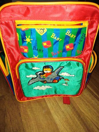 Plecaczek dla chłopca