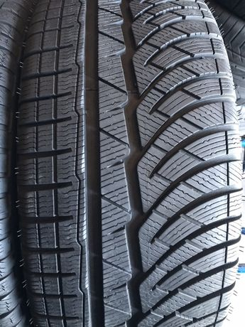 275/35/19+245/40/19 R19 Michelin Pilot Alpin PA4 4шт зима