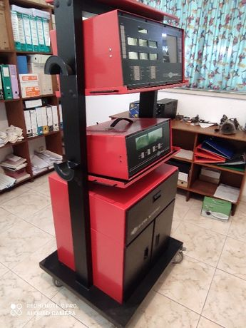 Máquina Diagnóstico Nova p./CO2 - Gasolina / Diesel