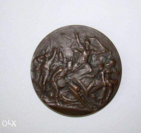 Medalha comemorativa do Iº Centenário da Guerra Peninsular 1808 a 1814