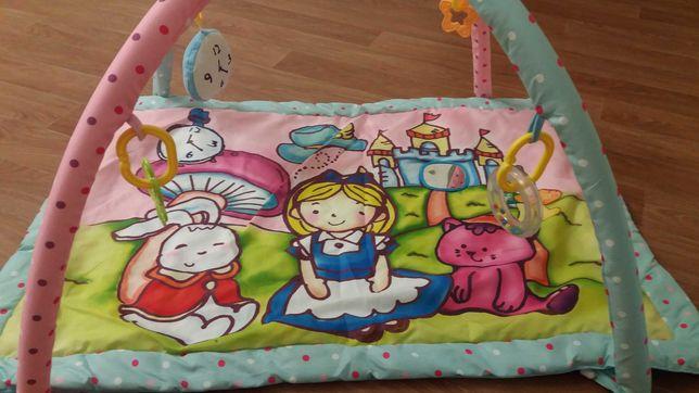 Детский коврик для развития