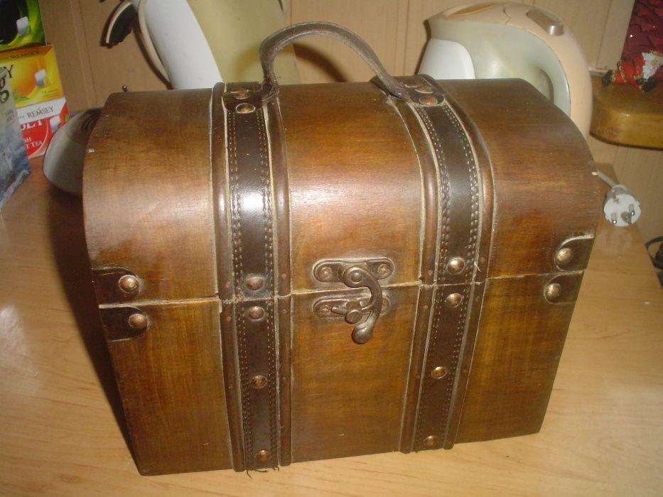 2 kuferki Ciechanowiec - image 1