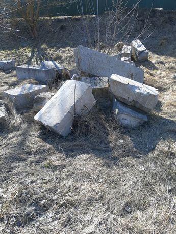 Фундаментные блоки за все 500грн.