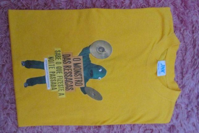 T-shirt divertida Guronsan