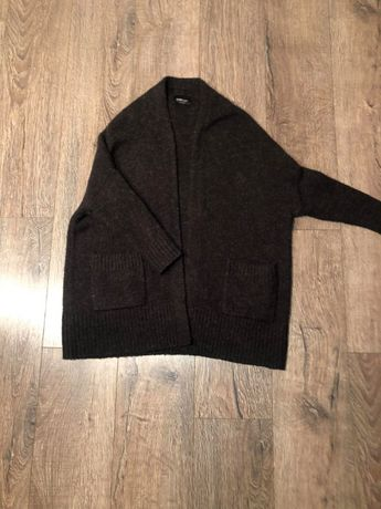 sweter kardigan zara