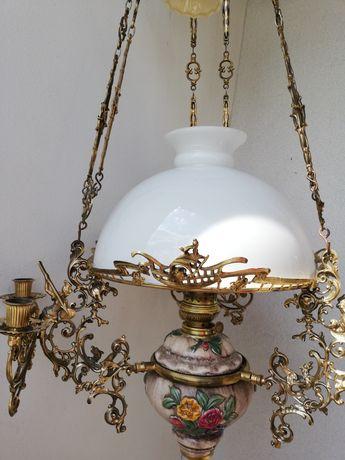Lampa naftowa, lampy naftowe.