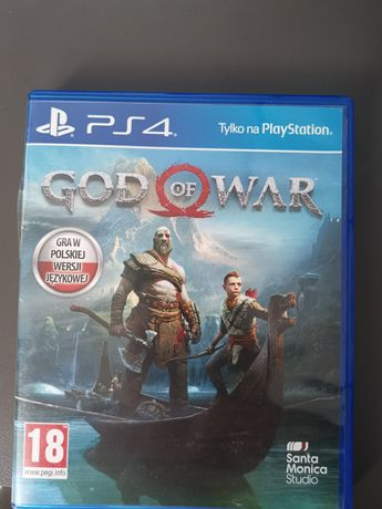 God of War gra Ps4