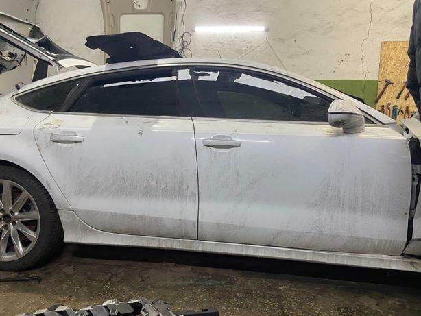 Двери дверь Audi A7 4G Ауди А7 audi a7 LS9R S9R