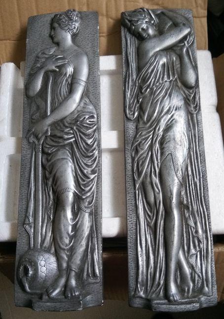 Estatuetas em cerâmica