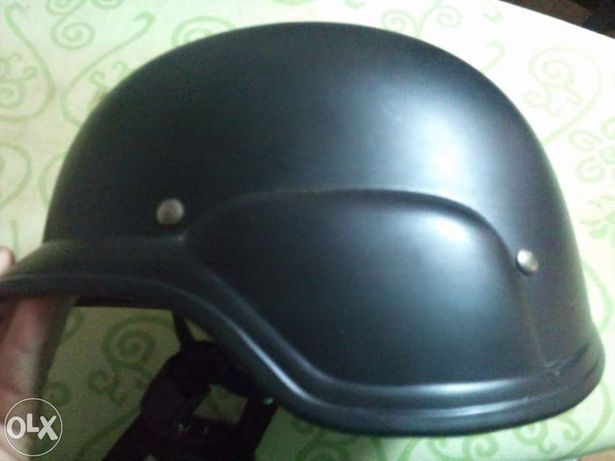 Capacete caferacer