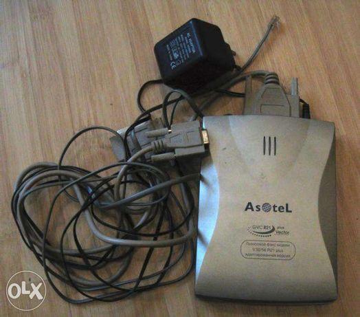 Модем Asotel Vector GVC R21 plus
