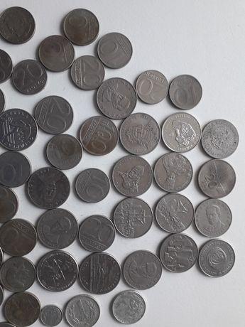 Monety PRL 100 sztuk