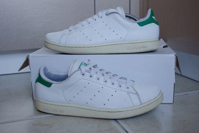 Кроссовки Adidas Stan Smith Оригинал New! Lacoste sb under 574 991