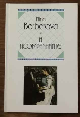 nina berberova, a acompanhante, livros do brasil