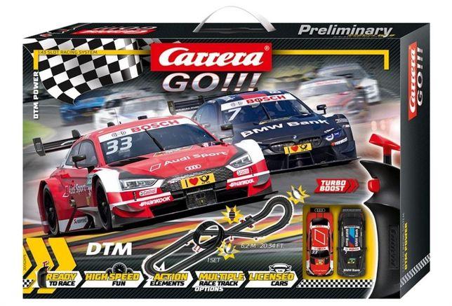 Carrera Go!!! DTM Power Tor wyścigowy