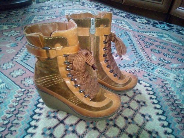 Стильные сапоги, ботинки