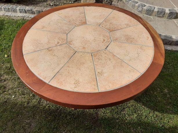 Stół mahoniowy