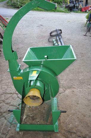 Młyn (śrutownik) GRUBER rozdrabniacz kukurydzy