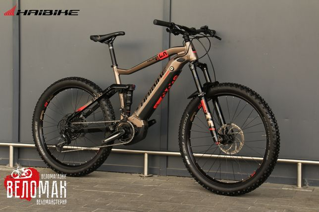 Электровелосипед Haibike SDURO FullSeven LT 4.0