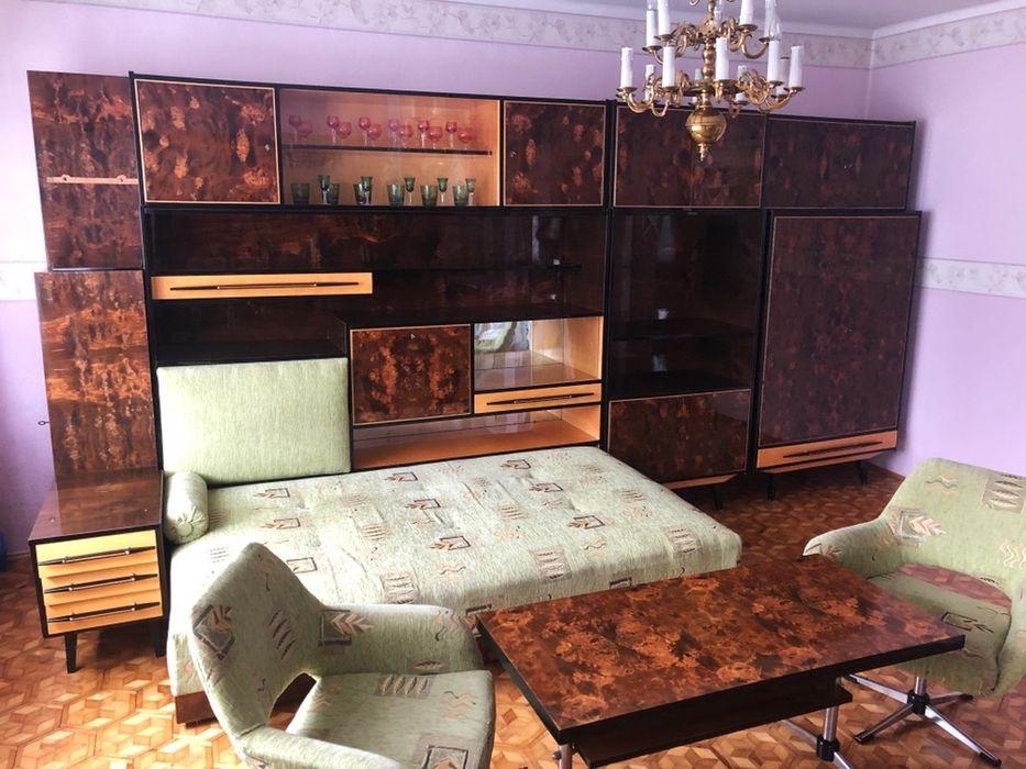 Meble kalwaryjskie zestaw mebloscianka łóżkiem , stolik z fotelami Tarnowskie Góry - image 1