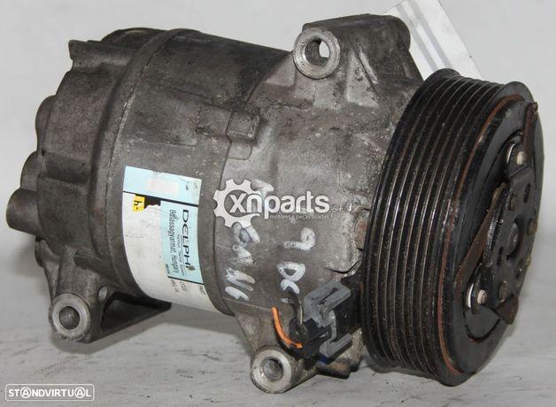 Compressor de ar condicionado RENAULT Megane II 1.9 DCI 2003 - 2011 Usado