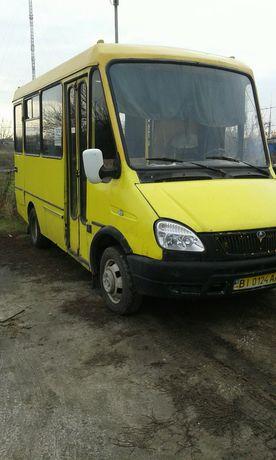 Микроавтобус БАЗ