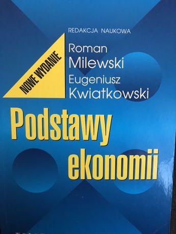 Książka Podstawy ekonomii Milewski Kwiatkowski