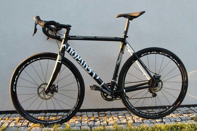 Pearson rower gravel / przełaj shimano 105 rozmiar 54 M szosa jak nowy