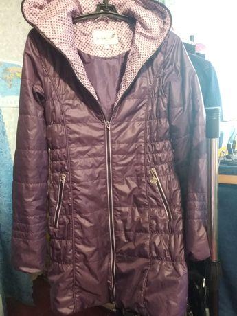 Осенне весенняя курточка.