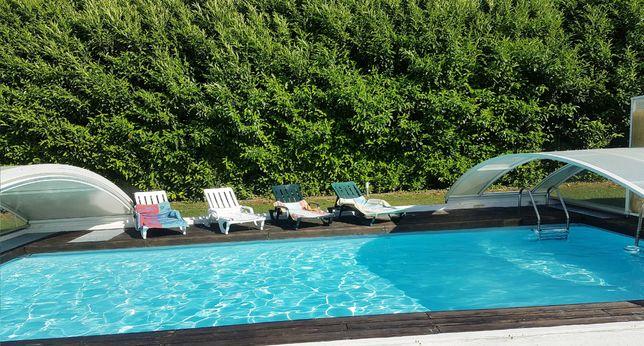 Casa férias com piscina privada ( aquecida ) - 30 m Porto