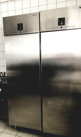 Arca vertical industrial inox Coldkit
