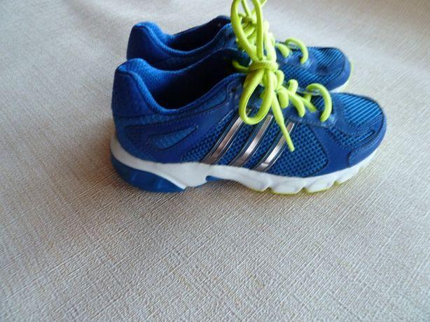 Легкие летние кроссовки, сеточка Adidas (оригинал) , р 31,5, стелька 2