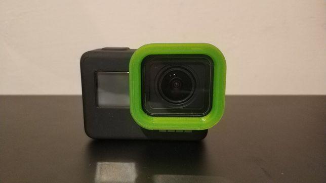 Osłona obiektywu GoPro Hero 5 6 7 Black TPU Druk 3D